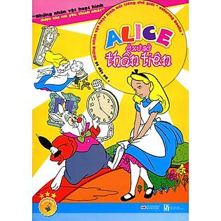Bé Tô Màu Alice Ở Xứ Sở Thần Tiên