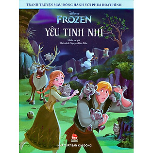 Frozen Yêu Tinh Nhí