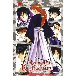 Rurouni Kenshin (Tập 9)