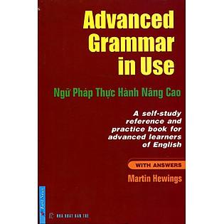 Advanced Grammar In Use 2000 - Ngữ Pháp Thực Hành Nâng Cao (Không CD)