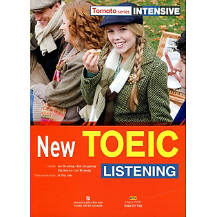 Tomato Series Intensive - New TOEIC Listening (Kèm CD)