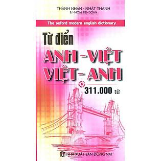 Từ Điển Anh Việt - Việt Anh 311.000 Từ