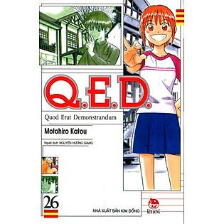 Q.E.D (Tập 26)