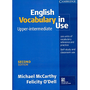 English Vocabulary In Use (Không CD)