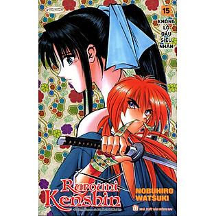 Rurouni Kenshin (Tập 15)