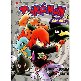 Pokémon Đặc Biệt (Tập 9)
