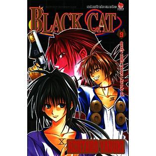 Black Cat (Tập 9)