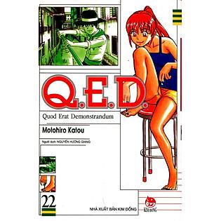 Q.E.D (Tập 22)