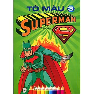 Tô Màu Superman (Tập 3)