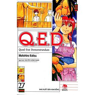 Q.E.D (Tập 27)