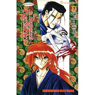 Rurouni Kenshin (Tập 7)