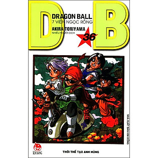 Dragon Ball - Tập 36