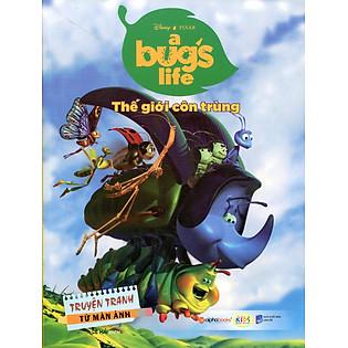 Truyện Tranh Disney - Thế Giới Côn Trùng