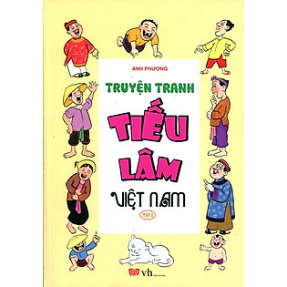 Truyện Tranh Tiếu Lâm Việt Nam (Tập 2)