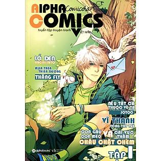 Truyện Tranh Comic (Tập 1)
