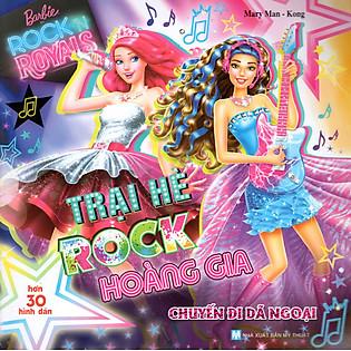 Barbie In Rock 'N Royals - Trại Hè Rock Hoàng Gia - Chuyến Đi Dã Ngoại
