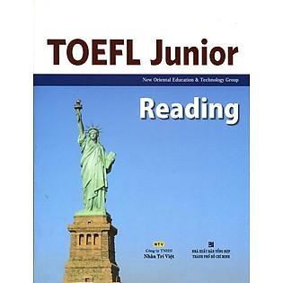 TOEFL Junior Reading (Không CD)