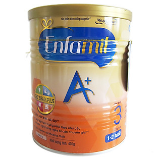Sữa Bột Mead Johnson Efamil A+3 Vanilla - 360° Brain Plus (400G) - New