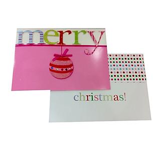 Thiệp Christmas Cheer ( HM05)
