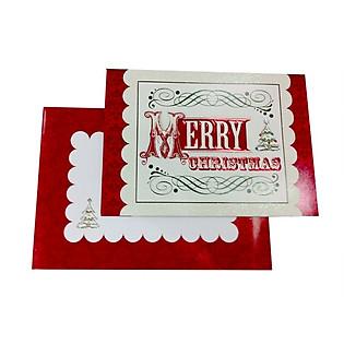 Thiệp Merry Christmas ( HM17)