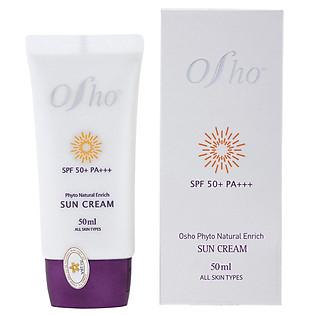 Kem Chống Nắng Sun Cream Osho 50Ml