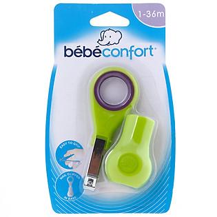 Bấm Móng Tay Bebe Confort - Xanh Lá Cây