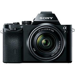 Máy Ảnh Sony Alpha A7 + Lens 28-70Mm