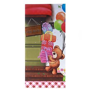 Thiệp Lovely Lace AEIOU Printing 0583 - Happy Birthday Mẫu 3