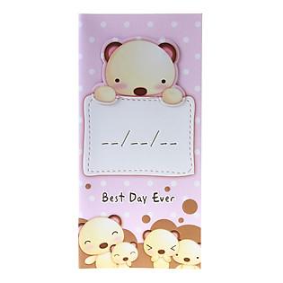 Thiệp Lovely Lace AEIOU Printing 0583 - Happy Birthday Mẫu 4