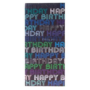 Thiệp Lovely Lace AEIOU Printing 0583 - Happy Birthday Mẫu 5