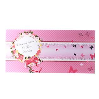 Thiệp Lovely Lace AEIOU Printing 0583 - Wedding Mẫu 1