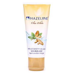 Sữa Rửa Mặt Hazeline Ngừa Mụn 50G