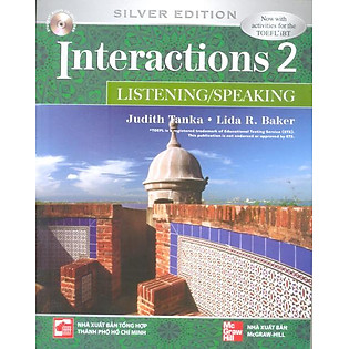 Interactions 2 - Listening And Speaking (Kèm CD)