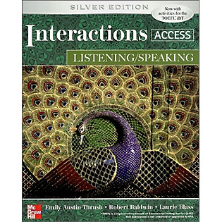 Interactions Access - Listening And Speaking