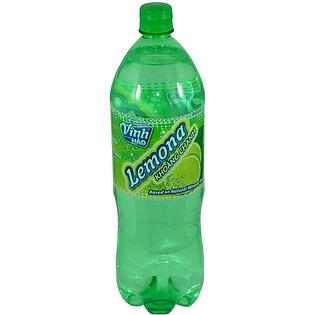 Nước Khoáng Chanh Lemona Chai 1.5L