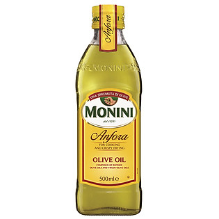 Dầu Olive Monini Anfora 500Ml