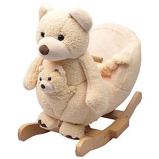 Bập Bênh Rock My Baby - Gấu Con - JR2581B