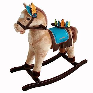 Bập Bênh Rock My Baby - Ngựa Thổ Dân Indian - JR623