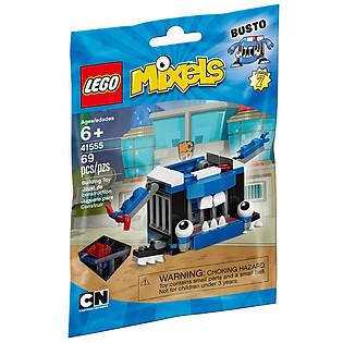 Mô Hình LEGO Mixels - Trại Giam Di Động Busto 41555 (69 Mảnh Ghép)