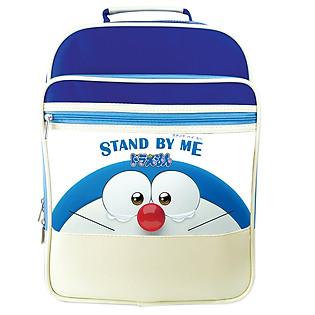 Balo Thời Trang PS Doraemon (Xanh - Kem)
