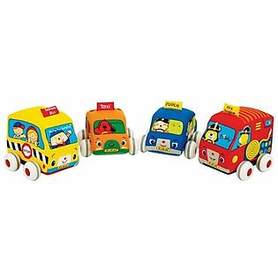 Ô Tô Bánh Đà K'S Kids - KA10459-PG1