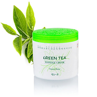 Kem Massage Trà Xanh Green Tea A523