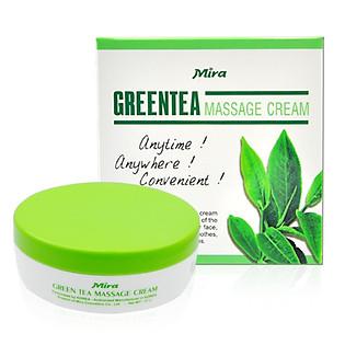 Kem Massage Tổng Hợp Trà Xanh Mira A539 (150G)