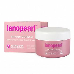 Kem Tái Tạo Vitamin E Và EPO Làm Mịn Da Lanopearl - LA07