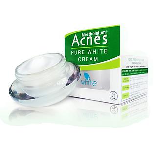 Kem Dưỡng Trắng Acnes Pure White - 40G