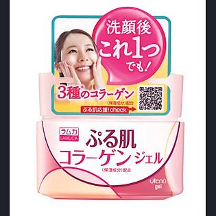 Gel Dưỡng Cân Bằng Da Và Giữ Ẩm Collagen - Lamuca Emollient  Gel - 30182