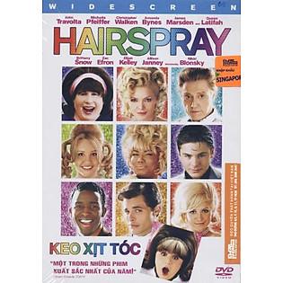 Keo Xịt Tóc - Hairspray (DVD9)