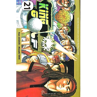 King Golf - Tập 21