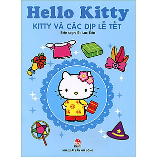 Hello Kitty Dán Hình - Kitty Và Các Dịp Lễ Tết