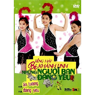 Khánh Linh - Những Người Bạn Đáng Yêu (DVD)